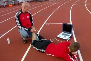 Kannettava ultraäänilaite mahdollistaa kuvantamisen harjoittelupaikoilla