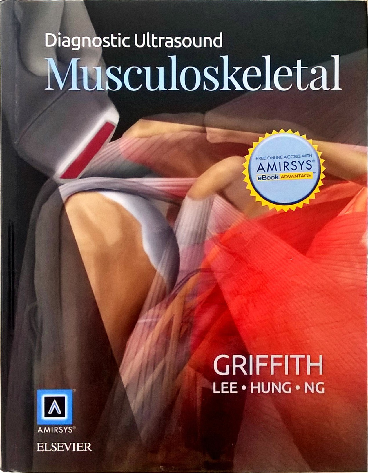 Diagnostic Ultrasound: Musculoskeletal. James F Griffith, 2015, Elsevier